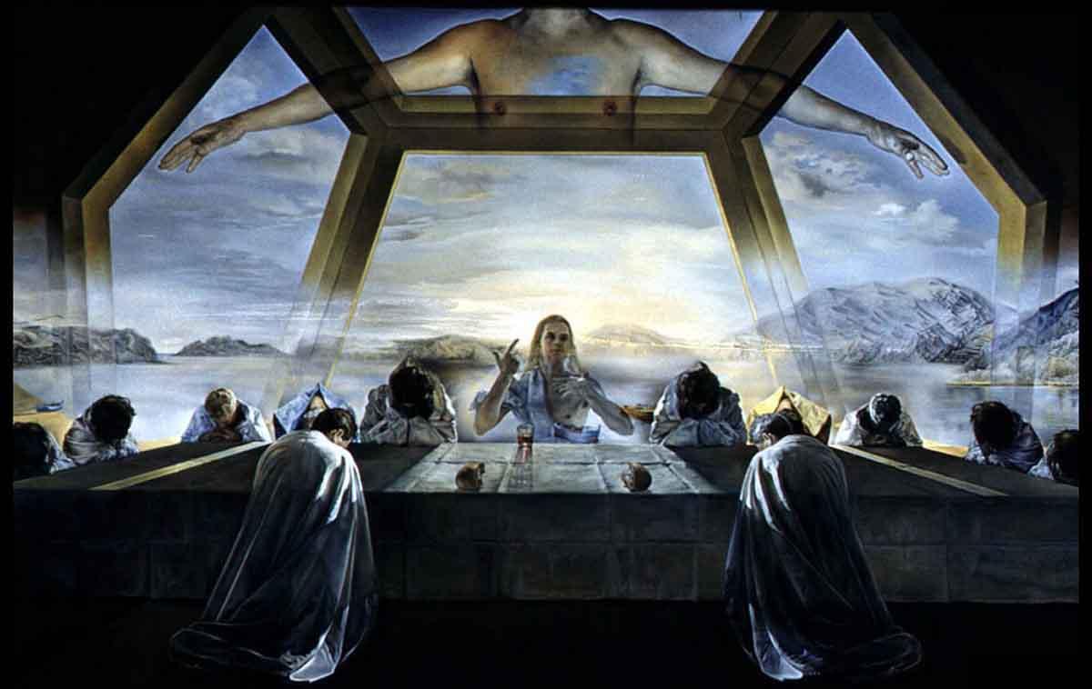 dali-last-supper